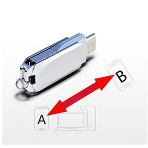 Image 5 - Creativo USB Flash Drive di Tipo C 128GB 64GB 16GB 32GB USB C Pendrive 64GB Pen drive USB C Per Il Telefono Android