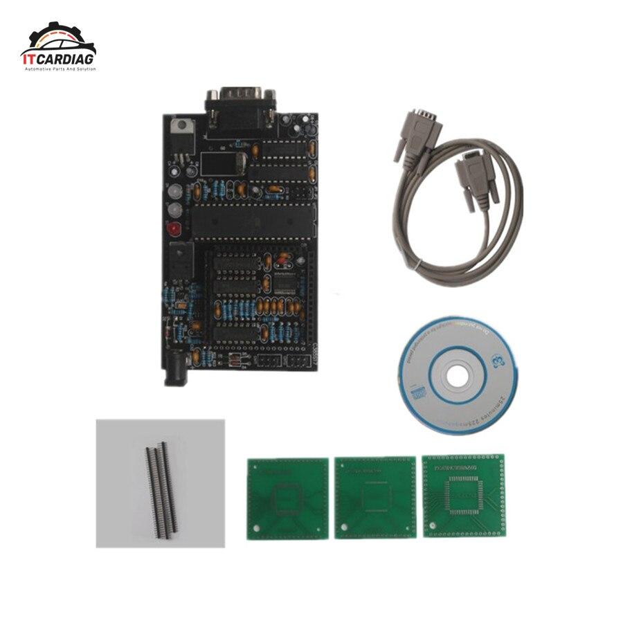 ECU Programmer MC68HC08 908 For Motorola 908 Programmer MC68HC908AZ60 Programmer Supports For Motorola MC68HC(9)08AZxx/ASxx