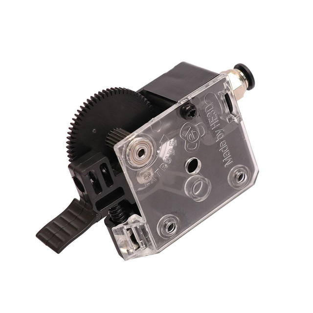 HE3D 1.75mm Tian extruder supporting remote/short 3D printing for FDM DIY 3D printer bowden mounting package