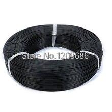 UL1571# 28AWG 7/0. 12TS Черный 10 метров 28AWG UL1007 гибкий электронный провод 28 awg ПВХ электропроводка DIY ремонт кабеля подключения