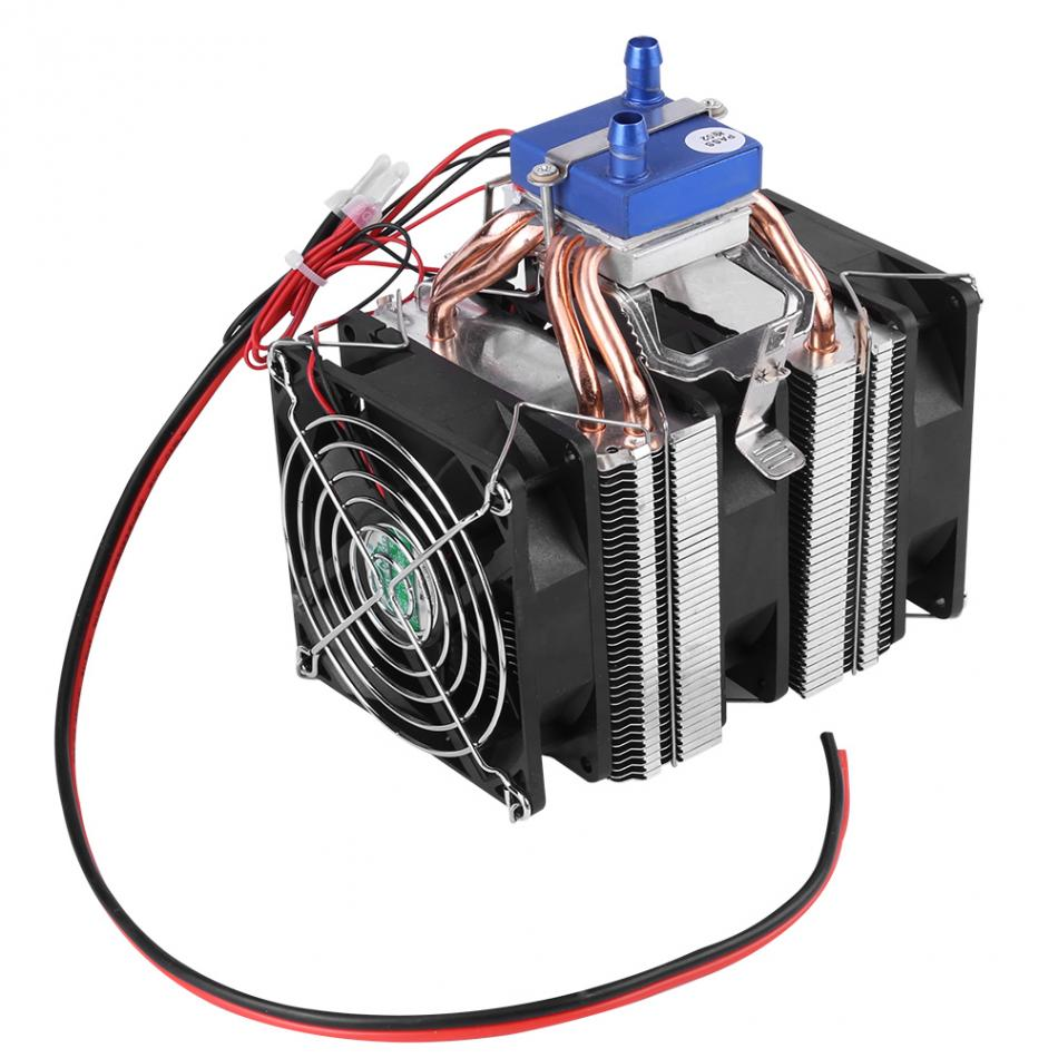 1 PC Water Chiller Cooling Device Thermoelectric Cooler Semiconductor Refrigeration for Fish Tank Thermoelectric Cooler