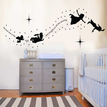 Wall Decoration Girl Room Sticker Vinyl Art Removeable Poster Star Beauty Mural Modern Fashion Ornament Decoration LY288 цена