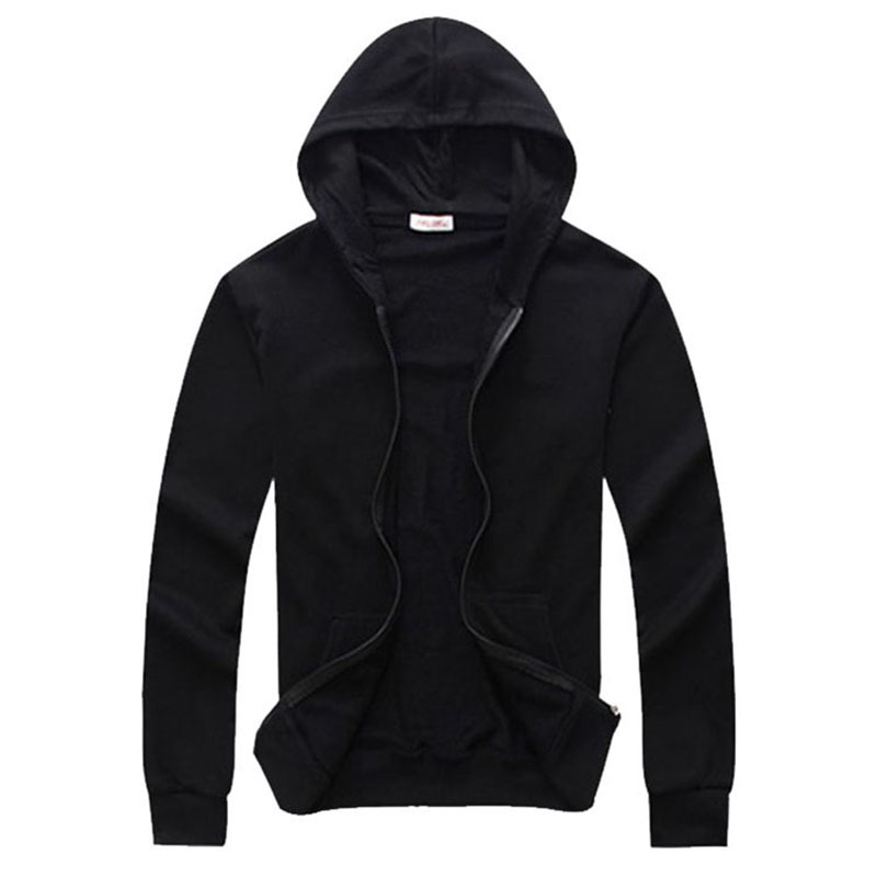 Мужские 2018 осенняя куртка пальто с капюшоном мужской пиджак моды тонкий основной куртки