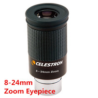 Original Celestron 8 24mm 1.25''31.7mm HD Zoom Eyepiece for Astronomical telescope Skywatcher Fully Multicoated on sales