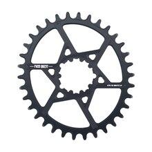PASS QUEST SRAM gx xx1 eagle GXP MTB Oval Narrow Wide Chainring 32T-40T Bike Bicycle Chainwheel/Chain Wheel 0mm Offset Crankset