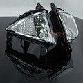 Frente led sinal de volta luzes indicadoras blinker para kawasaki zx6r z750 z1000 ninja 650r er6n er6f acessórios da motocicleta