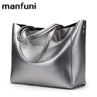 MANFUNI Top handle Bags Women 100% Genuine Leather Italian Fashion Luxury Famous Casual Tote Woman Bag Crossbody Shoulder Bags