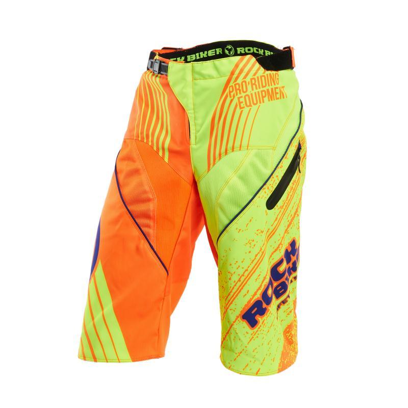 7 couleurs ROCK BIKER DH descente Moto Shorts pantalon vtt VTT court Motocross Moto vélo BMX équitation course courte