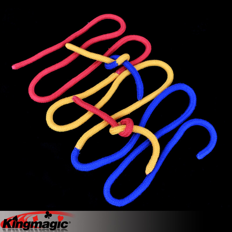 Патриотические веревки король Волшебные трюки игрушки-реквизиты электронная почта видео вам