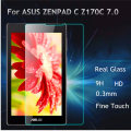 9H 0.33mm Tempered Glass Screen Protector Premium Protection Guard Skin Cover Film With Retail Box For ASUS ZENPAD C Z170C 7.0