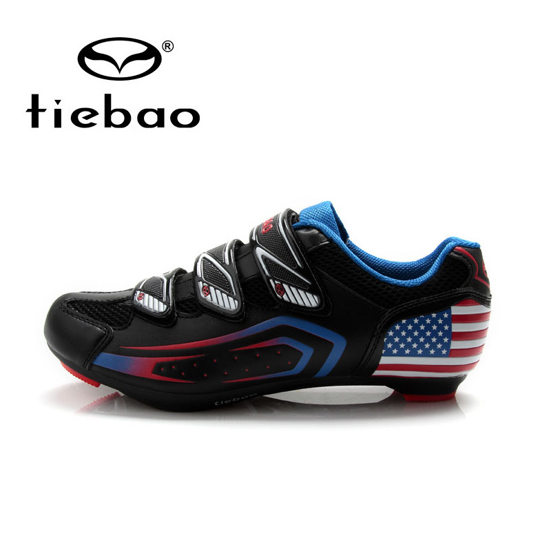 ФОТО Teibao Nylon-fibreglass Brand MTB Sports Ciclismo ShoesMTB Bike Cycle women Bicycle Riding Athletic Cycling Shoes for  men
