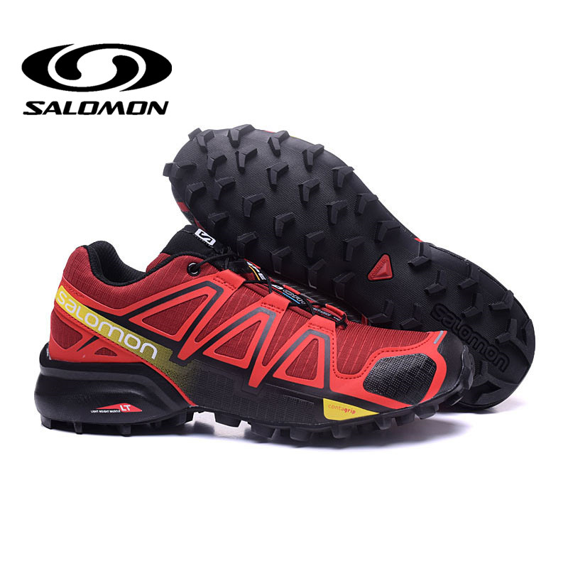 2018 New arrivel Salomon Shoes Men Speed Cross 4 CS Cross