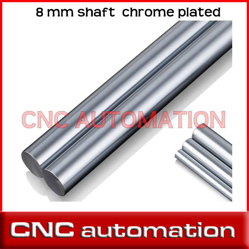 Brand New OD 25mm Cylinder Liner Rail Linear Shaft Optical Axis 25*400mm
