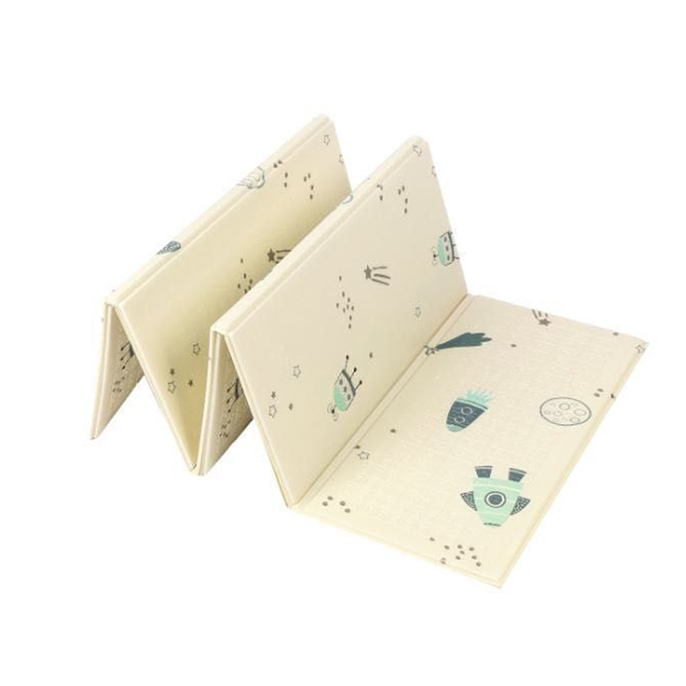 Tapis de jeu pour enfants pliant Puzzle tapis de jeu tapis de jeu pour Infants150 * 200*1 CM mousse ramper tapis Pack et jouer matelas