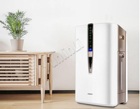 Air Cleanser Ionizer Air Purifier Negative Ion Air Cleaner Formaldehyde Scavenging Machine Air Filter PM2.5 W1