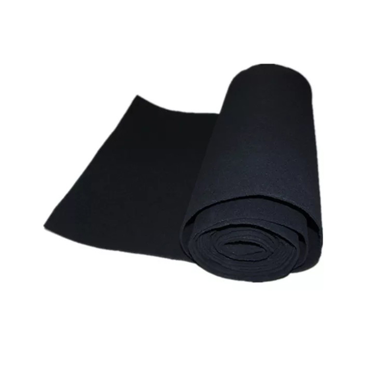57x47x0.3cm Universal Cooker Hood Extractor Carbon Filter Smoke Exhaust Ventilator Kitchen Range Hood Activated Carbon Foam
