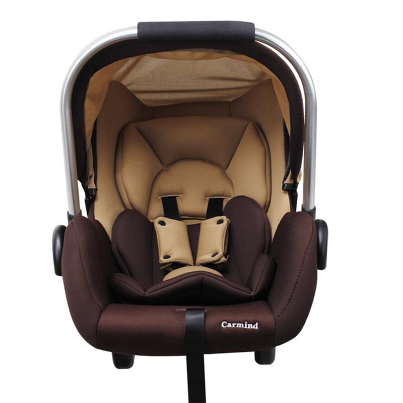 Baby sleeping basket child car safety seat carmind portable baby hand baby cradle стоимость