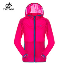 2016 womens tennis jackets female team thin skin jacket coat clothing for table tennis ladies sports wear uniform JL5048