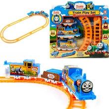 Penawaran Khusus Kereta Listrik Set Track Mainan Kios Yang Menjual Mainan Anak-Anak Klasik Terpopuler