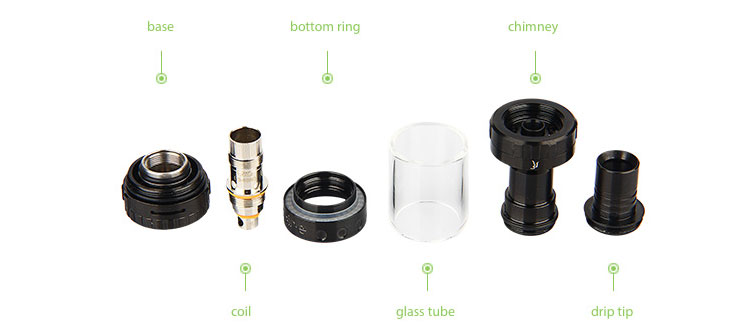 Aspire Odyssey Mini Kit with Triton Mini Tank-display-3