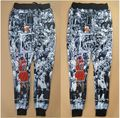2016 Men's Fashion 3D Jogger Pants Baskeball Star Jordan Printed Casual Harem Pants Men Hip Hop Pantalones Trousers