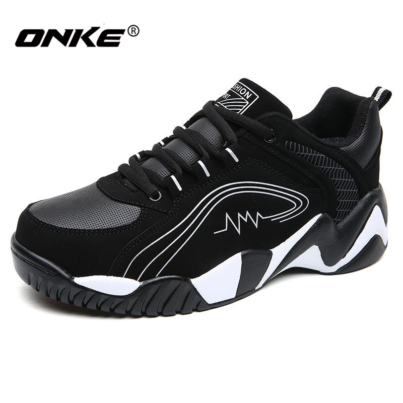 Onke 2017 Winter Shoes Running Shoes for Men Waterproof Sports Trainers Men Shoes Sneakers Chaussure De Sport Runing 923