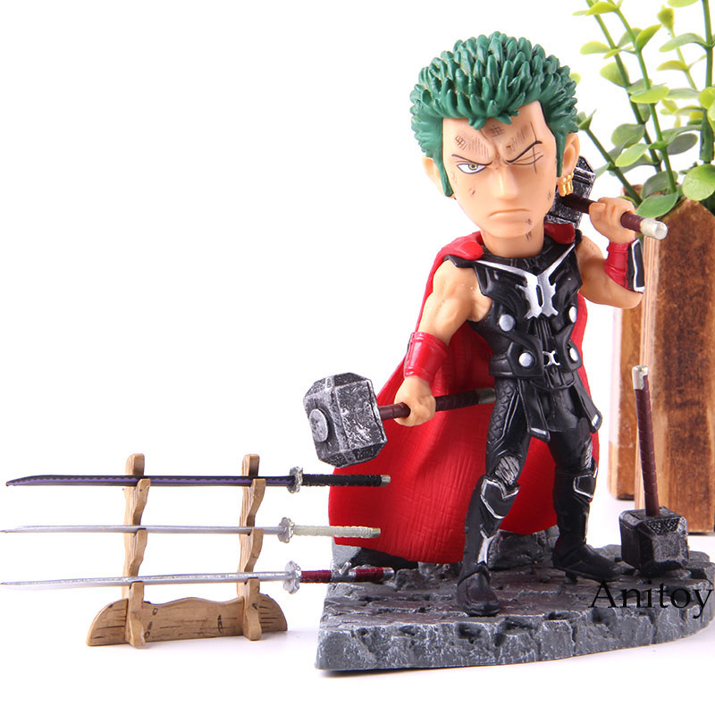 Anime One Piece Figure Roronoa Zoro Thor Banpresto World Figure Colosseum BWFC PVC Action Collection Model Toys 12cmAnime One Piece Figure Roronoa Zoro Thor Banpresto World Figure Colosseum BWFC PVC Action Collection Model Toys 12cm