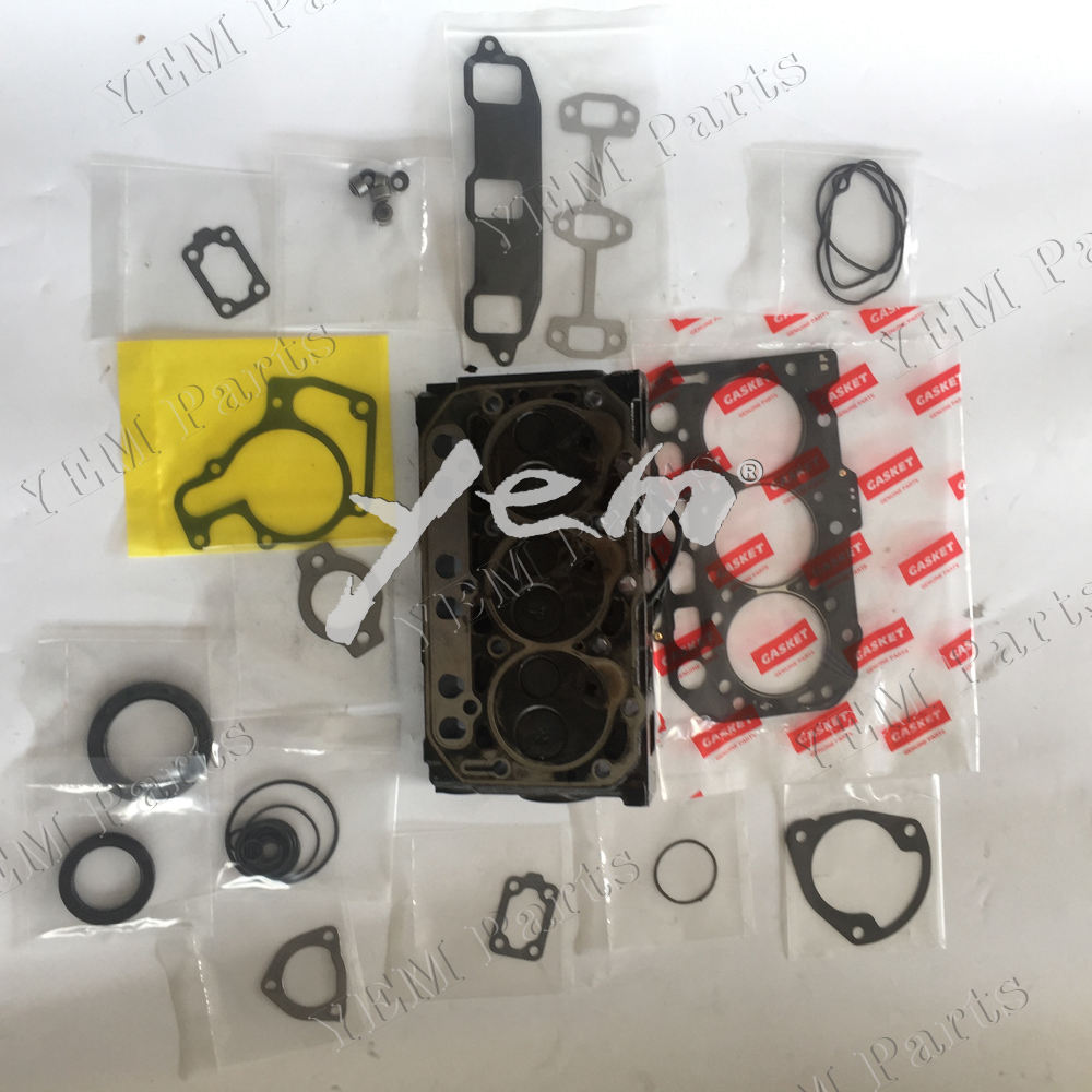 Online Shop Engine Parts Cylinder Head Assy For Yanmar 3 Cylinders