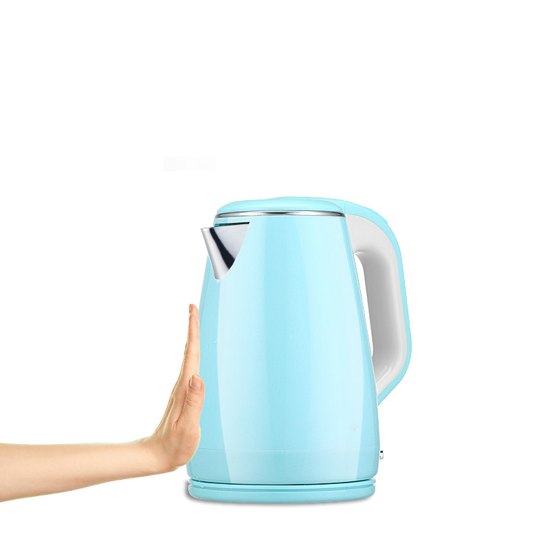 Electric kettle 304 stainless steel household automatic Safety Auto-Off Function cukyi stainless steel 1800w electric kettle household 2l safety auto off function quick heating red gold
