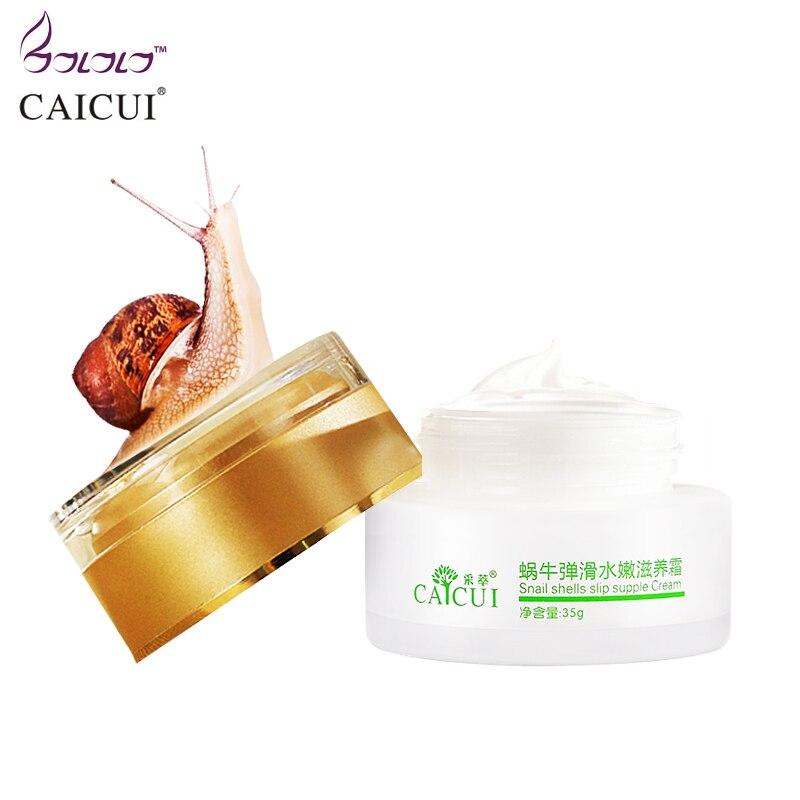 CAICUI Snail Cream Day cream face cream acne Treatment Moisturizing Anti Wrinkles Anti Aging skin whitening Face Skin Care snail все цены