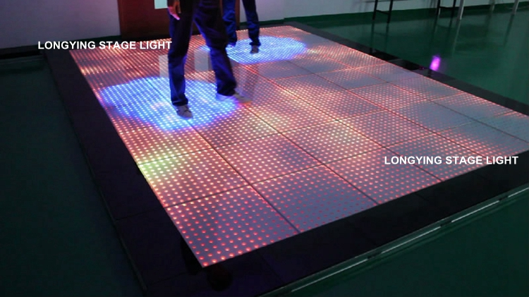 Rgb Led Dance Floor 12x12 Pixel