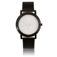 relogio feminino Bling Star women's watches Minimalist watch Fashion relojes mujer 2017 Leather Strap bayan saat Hot