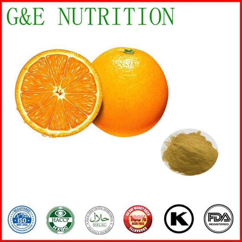 citrus aurantium synephrine