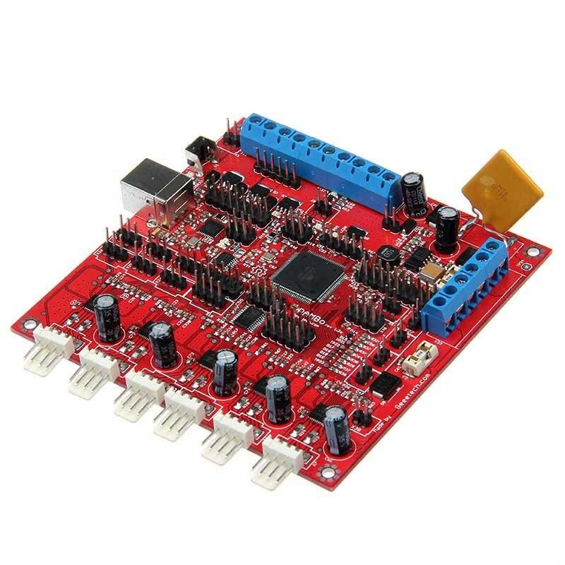 Rambo board1.2G reprap contrôleur d'imprimante 3d carte mère compatible pour les pièces d'imprimante 3d arduino