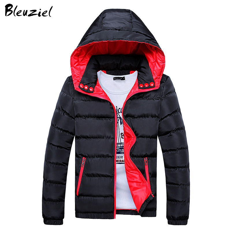 Подробнее о 2017 Men New Winter Jacket Brand Clothing Warm Casual Solid Men's Popular Hooded Parkas For Male Jackets Outwear Coats 991 winter jacket men coats thick warm casual fur collar winter windproof hooded outwear men outwear parkas brand new