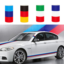 Car Sticker Full Body National Flag Auto Stickers And Decals Whole Front Door Window 3D Vinyl Funny Car-styling For BMW VW