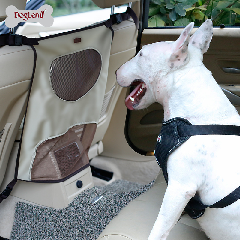 Magnificent Us 19 99 Dog Carriers Waterproof Rear Back Pet Dog Car Seat Cover Mats Protector With Safety Belt Pet Car Compartment Fence Car Rear Fenc In Dog Onthecornerstone Fun Painted Chair Ideas Images Onthecornerstoneorg