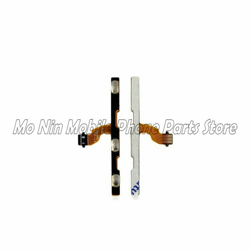 New Power On/off & Volume Up/down Buttons Flex Cable Replacement For Lenovo A2010 Phone