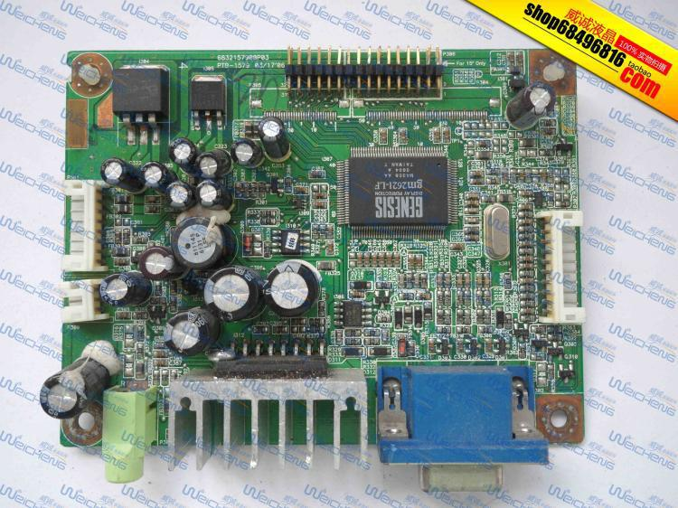 Free Shipping>H&P / H&P VS17 drive plate PTB-1579 6832157900-02 signal board / decoder board / motherboard-Original 100% Tested free p