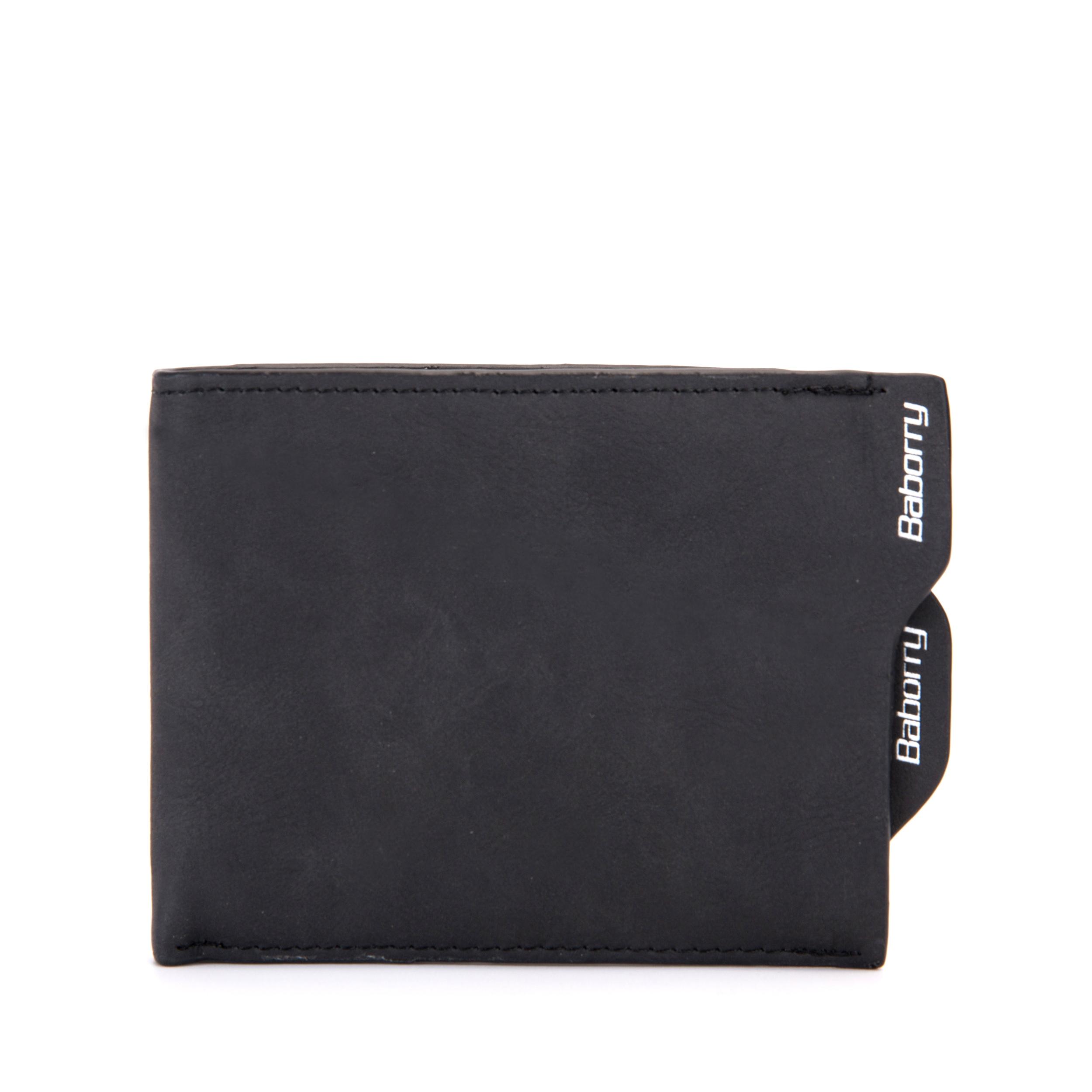 Short Layer Retro Leisure  Male Leather Wallet(China)