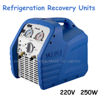 Mini Refrigeration Recovery Units VRR12L Compliant AC 220V High Reliable|united mineral|united summer|united vans -