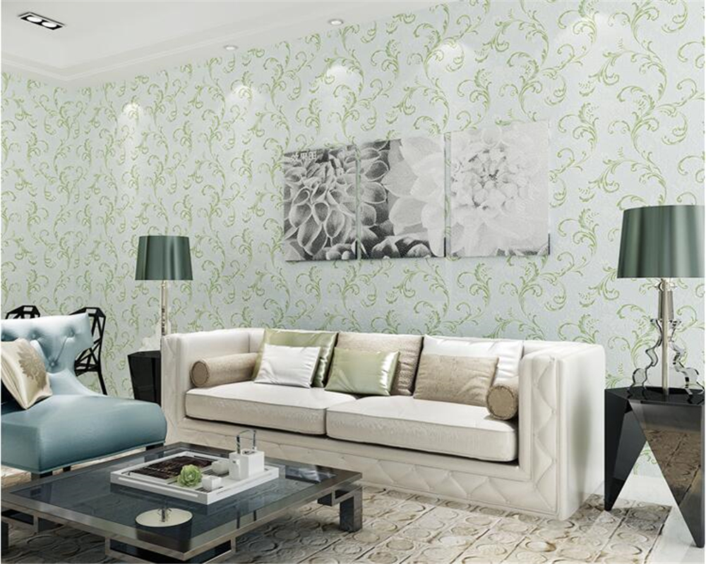 beibehang 3d wallpaper Modern personality pasta scorpion leaf nonwovens living room bedroom restaurant background wallpaper beibehang modern fashion personality