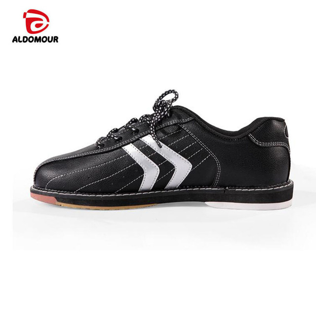 ALDOMOUR Bowling Shoes Brands 2017 Domestic Exports To High Quality Unisex Bowling Shoes With Skidproof Sole Sneakers Hombre