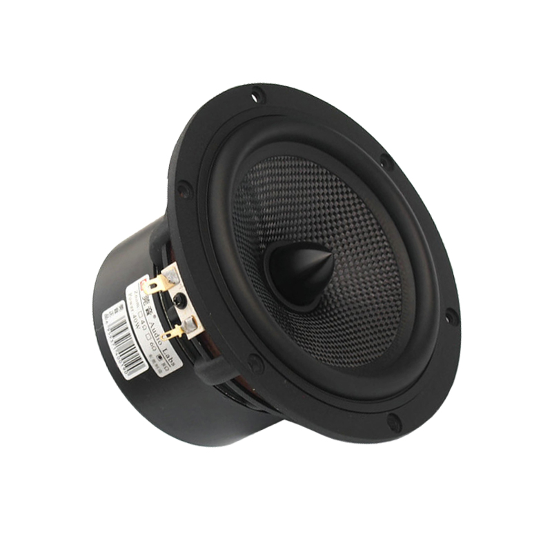 цена HIFI Audio Labs 5.25 inch medium bass loudspeaker HIFI Midwoofer bookshelf speaker