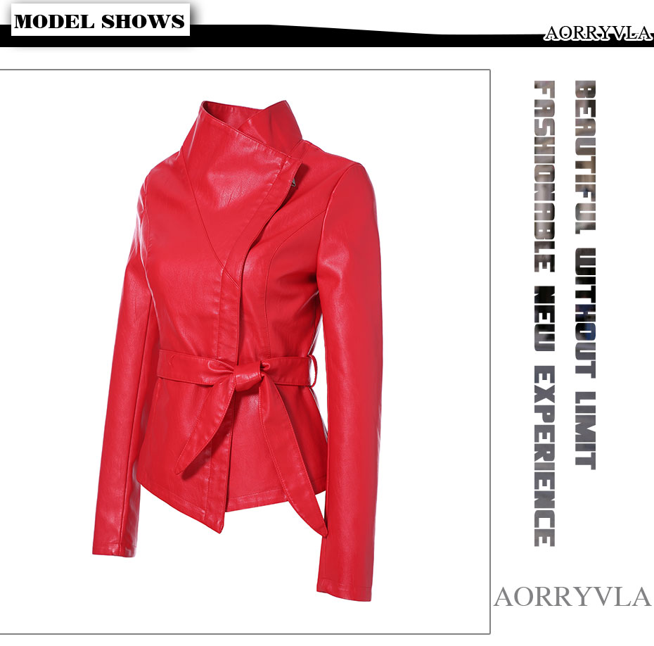 Woman Leather Jacket (5)