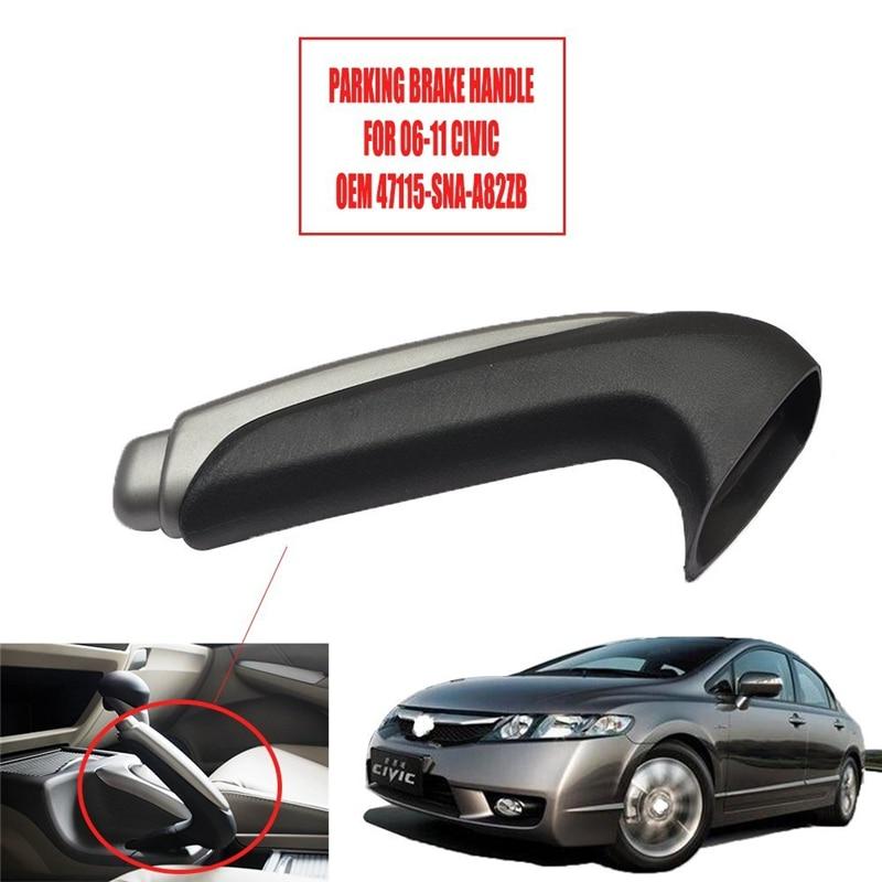 car styling 47115 SNA A82ZB 47115SNAA82ZB A82ZB 47115 SNA A82ZA 47115SNAA82ZA Emergency Parking Brake Handle for