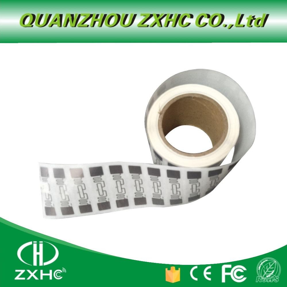 Long Range RFID UHF Tag Sticker Wet Inlay 860-960mhz Alien H3 EPC Global Gen2 ISO18000-6C