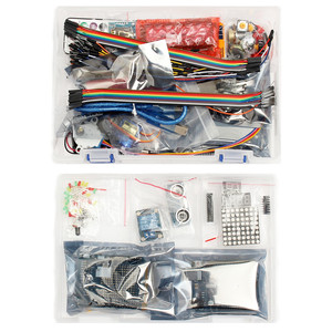 Image 5 - Ultimative Starter Kit für Arduino UNO R3 1602 LCD Servo Motor Breaddboard LED