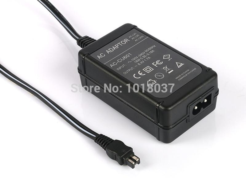 DCR-SR37 AC Power Adapter Charger for Sony DCR-SR35 DCR-SR36 DCR-SR38 Handycam Camcorder