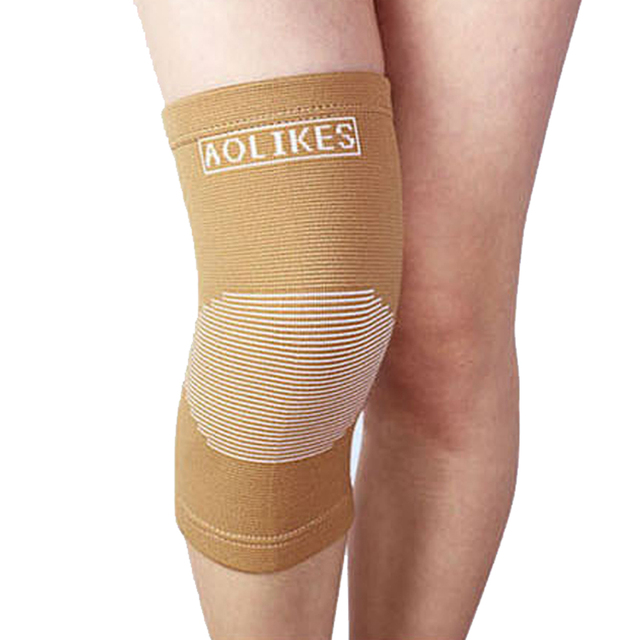 Sports Safety Leg Knee Brace Sweat-Absorbent  Elastic Wrap Protector Sportswear Accessories